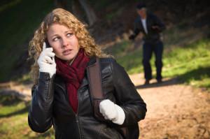 stalking-girl-on-phone